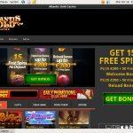 Atlantis Gold Bonus Promotion