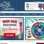 Bingo Diaries Code
