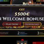 Bovegas Free Signup Bonus