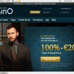 Calvin Casino Bonus Code