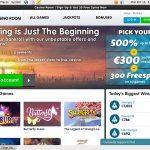 Casinoroom Bonus Slots