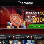 Casinotriomphe Sports Odds