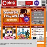 Celeb Bingo Online Casino Games