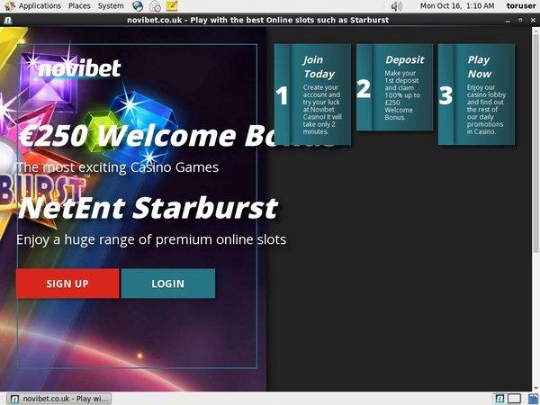 Novibet Bonus Bet