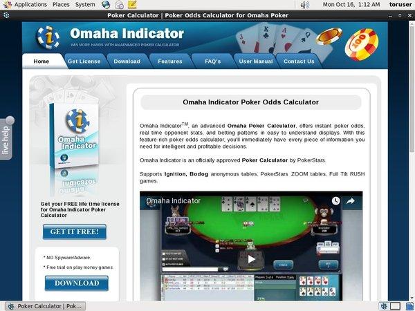 Omaha Indicator Neteller