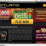 Rejoignez Slot Land Mobile