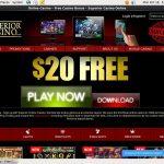 Superior Casino Wagering