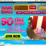 Viking Bingo Using Paypal