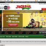Jackpot Fruity Registar