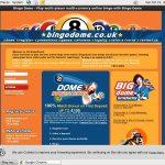 Bingo Dome Poker