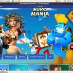 Free Online Poker Euro Mania