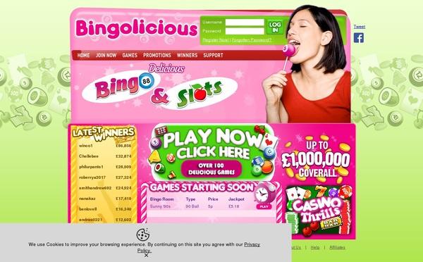 Bingolicious Euteller