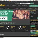 Betfinal Casino Mit Sofort