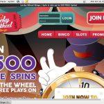 Lucky Wheel Bingo Uk