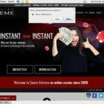 Casino Extreme Gambling Bonuses