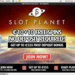Free Games Slot Planet