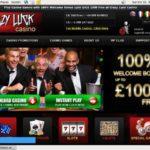 Casino Luck Casino Poker Rewards