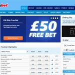 Sporting Bet UK Free Chip