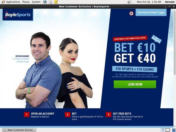 Boyle Sports Casino Spel Online