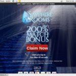 Sapphirerooms Sign Up Offer