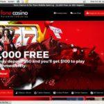 Fone Casino Uk Mobile
