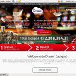 Dreamjackpot Comps