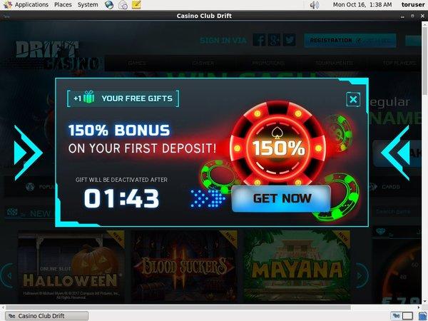 Drift Casino Ouvrir Un Compte