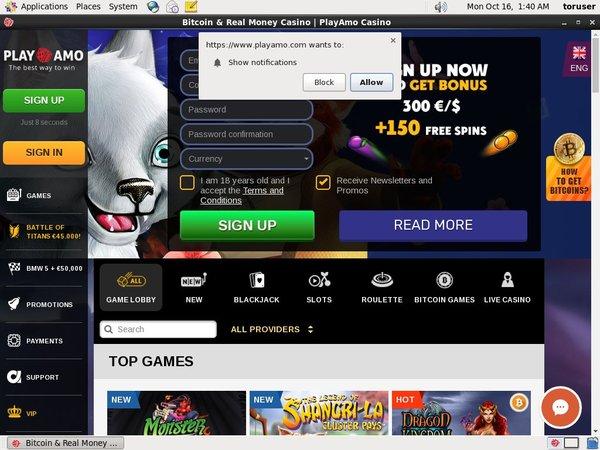Play Amo Online Casino Reviews