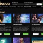 Casinovo Promotions Spiele